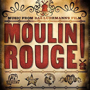 OST: Moulin Rouge - Music From Baz Luhram's Film (2LP)