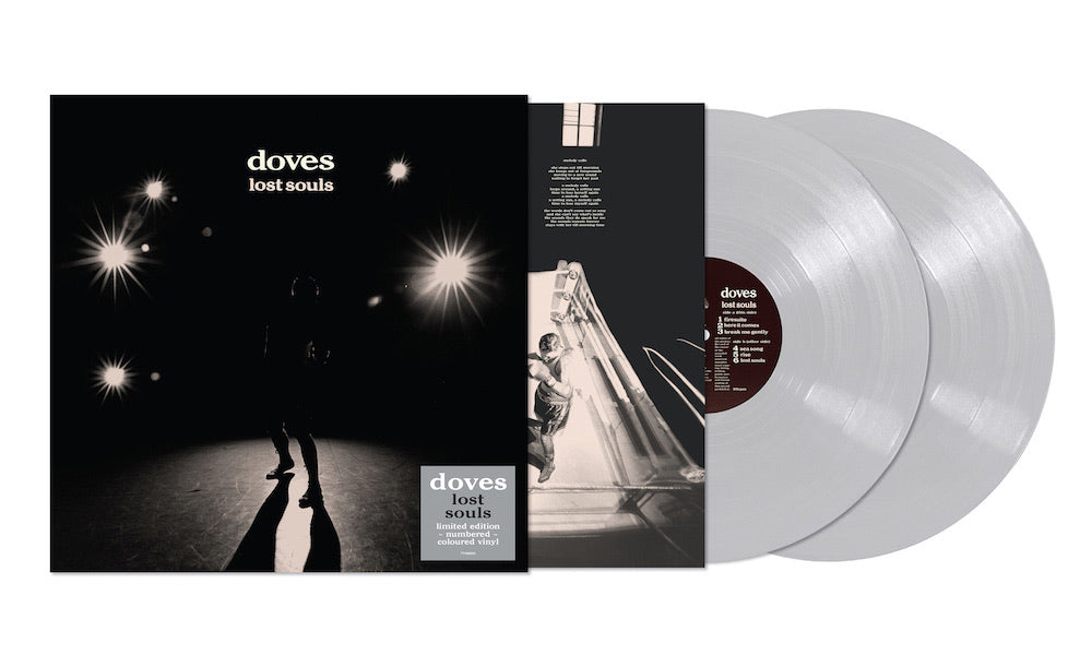 Doves - Lost Souls (2LP Limited Edition Silver Vinyl)