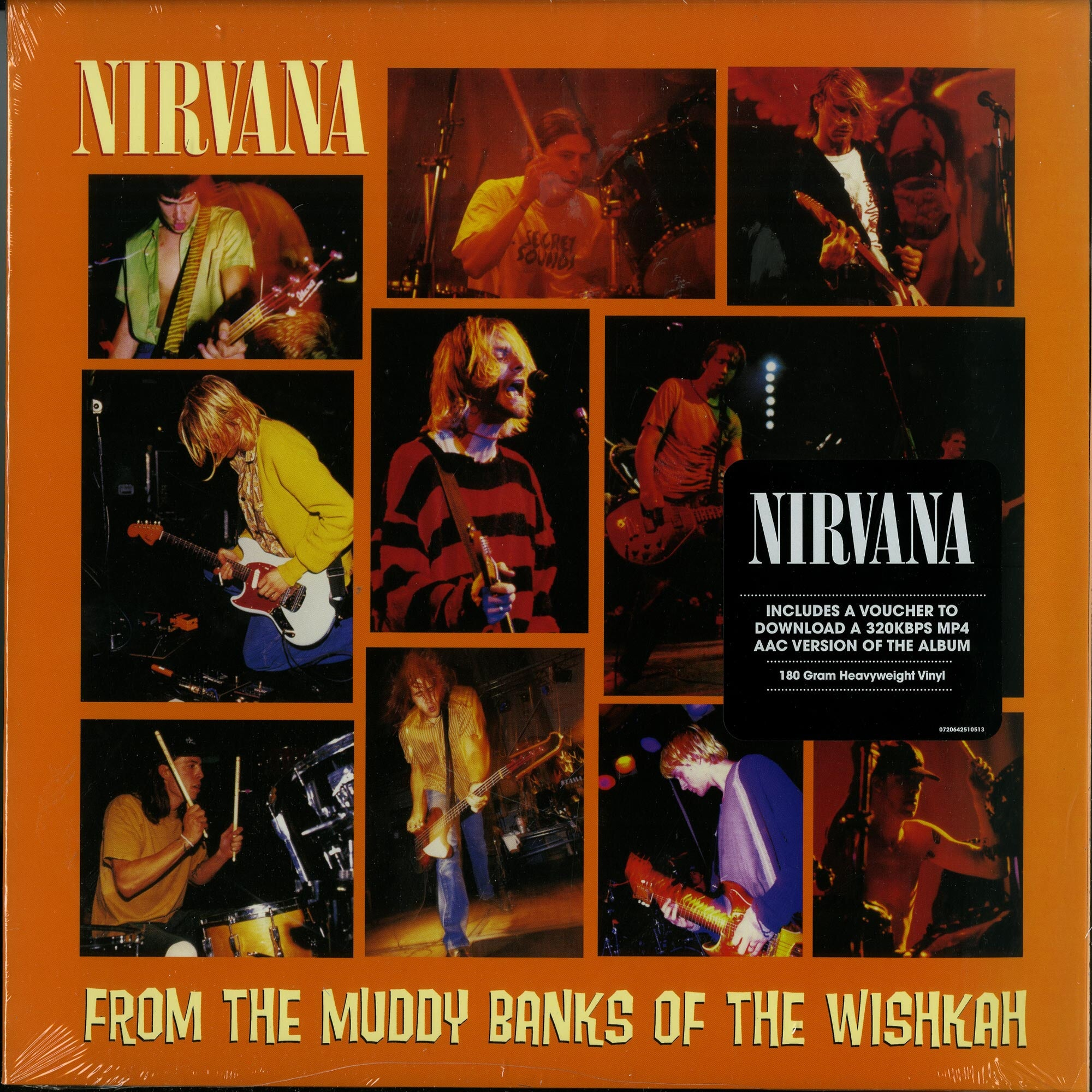 Nirvana - From The Muddy Banks Of The Wishkah