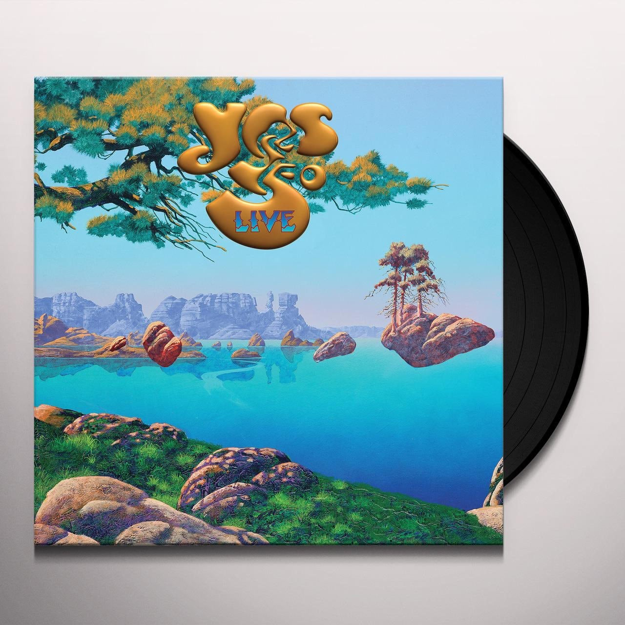 Yes 50 - Live