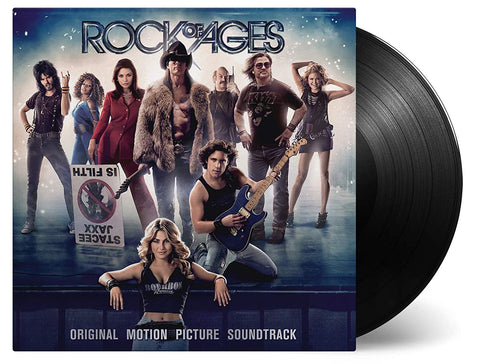 OST: Rock Of Ages