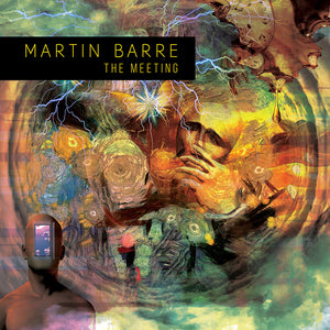 Martin Barre - The Meeting (Limited Edition Blue Vinyl)