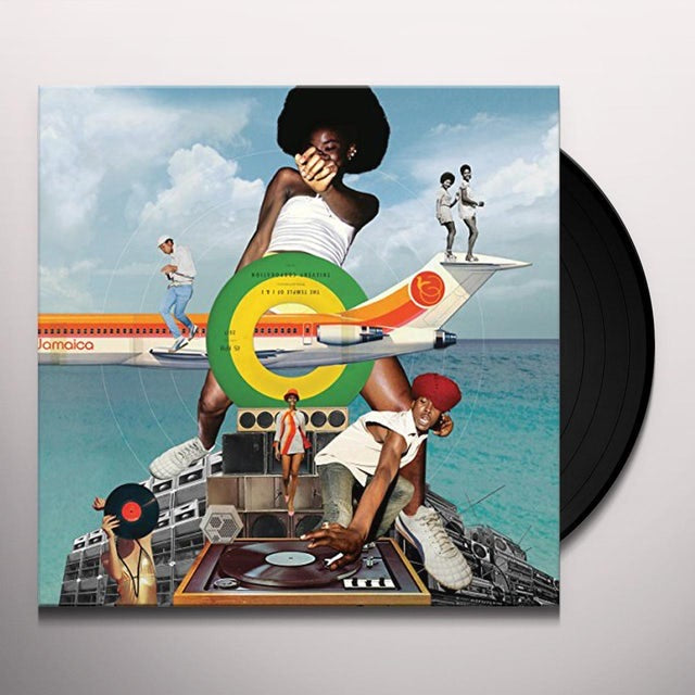 Thievery Corporation - The Temple Of I & I (2LP Gatefold Sleeve)