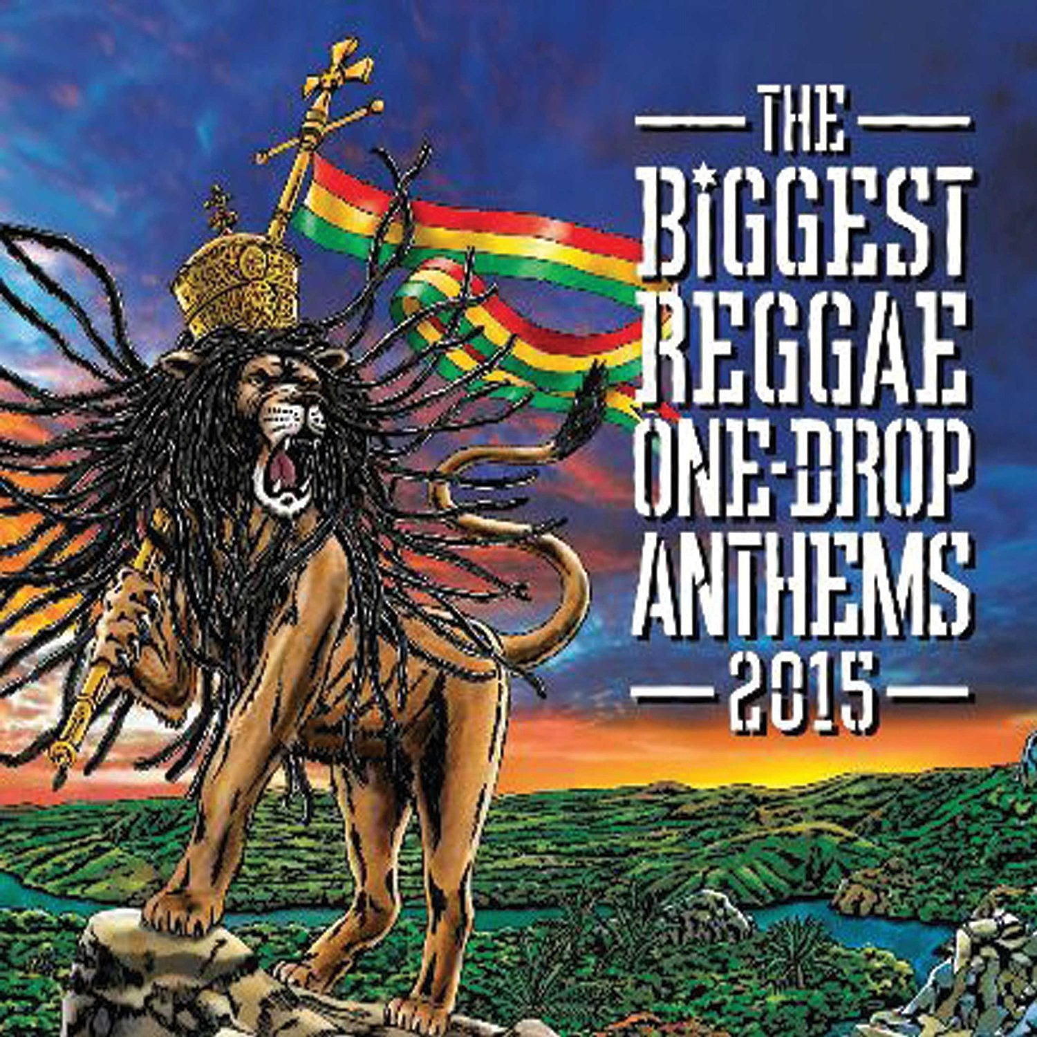 The Biggest Reggae One Drop Anthems 2015 - Various Artists