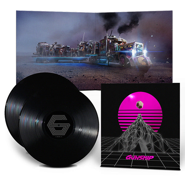 Gunship - Gunship (2LP Gatefold Sleeve)