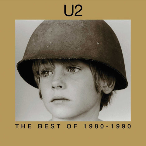 U2 - The Best Of 1980 - 1990 (2LP)