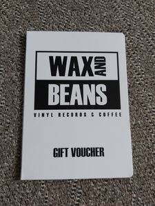 Gift Card / Gift Voucher (If you make a purchase online you will automatically be emailed an eVoucher/eGiftcard)