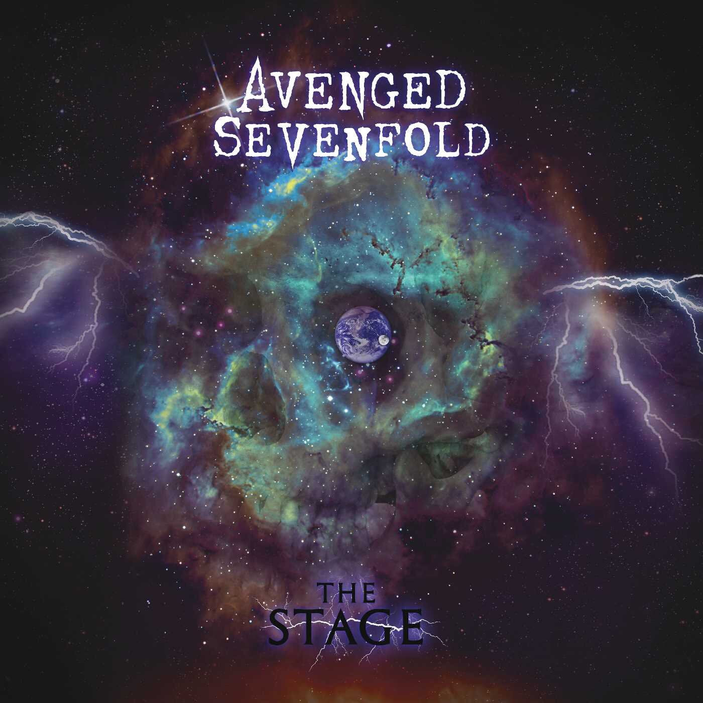 Avenged Sevenfold - Stage