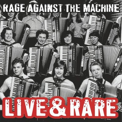 Rage Against The Machine - Live And Rare (2LP)