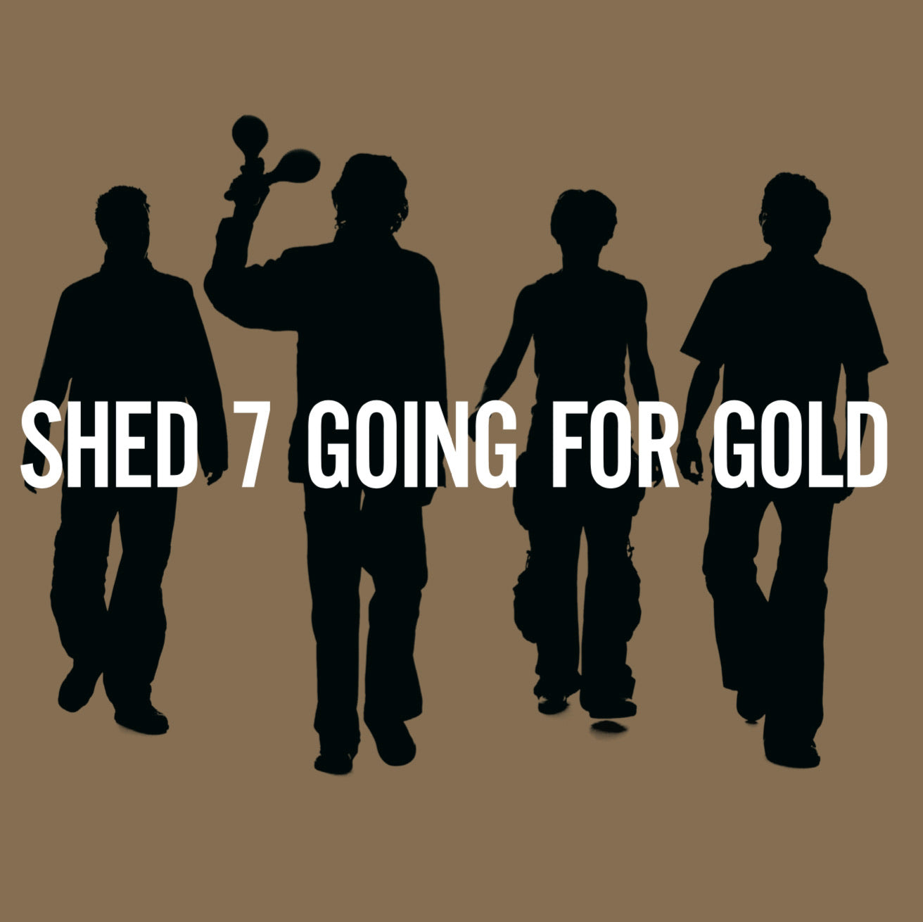 Shed 7 (Seven) - Going For Gold