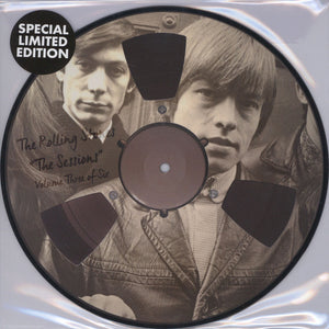 The Rolling Stones - The Sessions Volume 3 (Picture Disc)