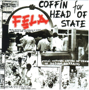 Fela Kuti - Coffin For The Head Of State