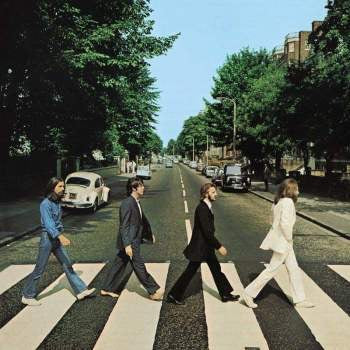 The Beatles - Abbey Road Anniversary Edition (Black Vinyl)