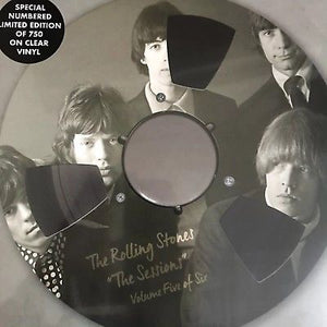 "The Rolling Stones - The Sessions Volume 5 (10"" Clear Vinyl)"