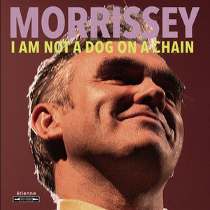 Morrissey - I Am Not A Dog On A Chain (Clear Red Vinyl)