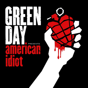 Green Day - American Idiot (2LP - Gatefold Sleeve)
