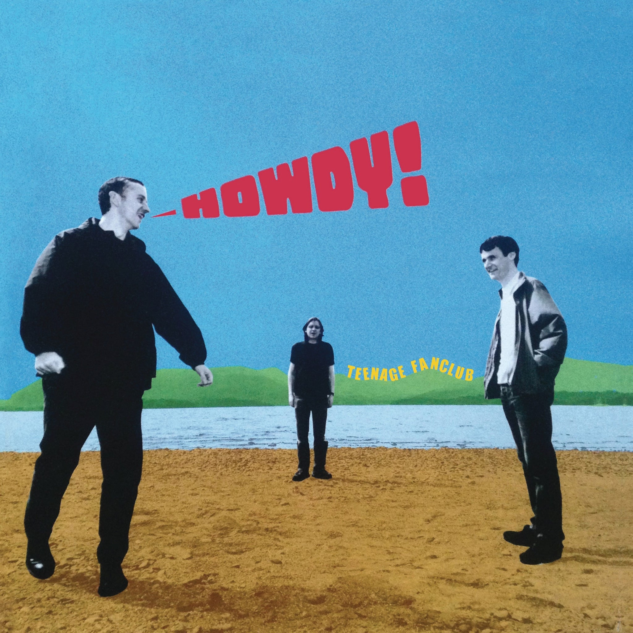 Teenage Fanclub - Howdy!
