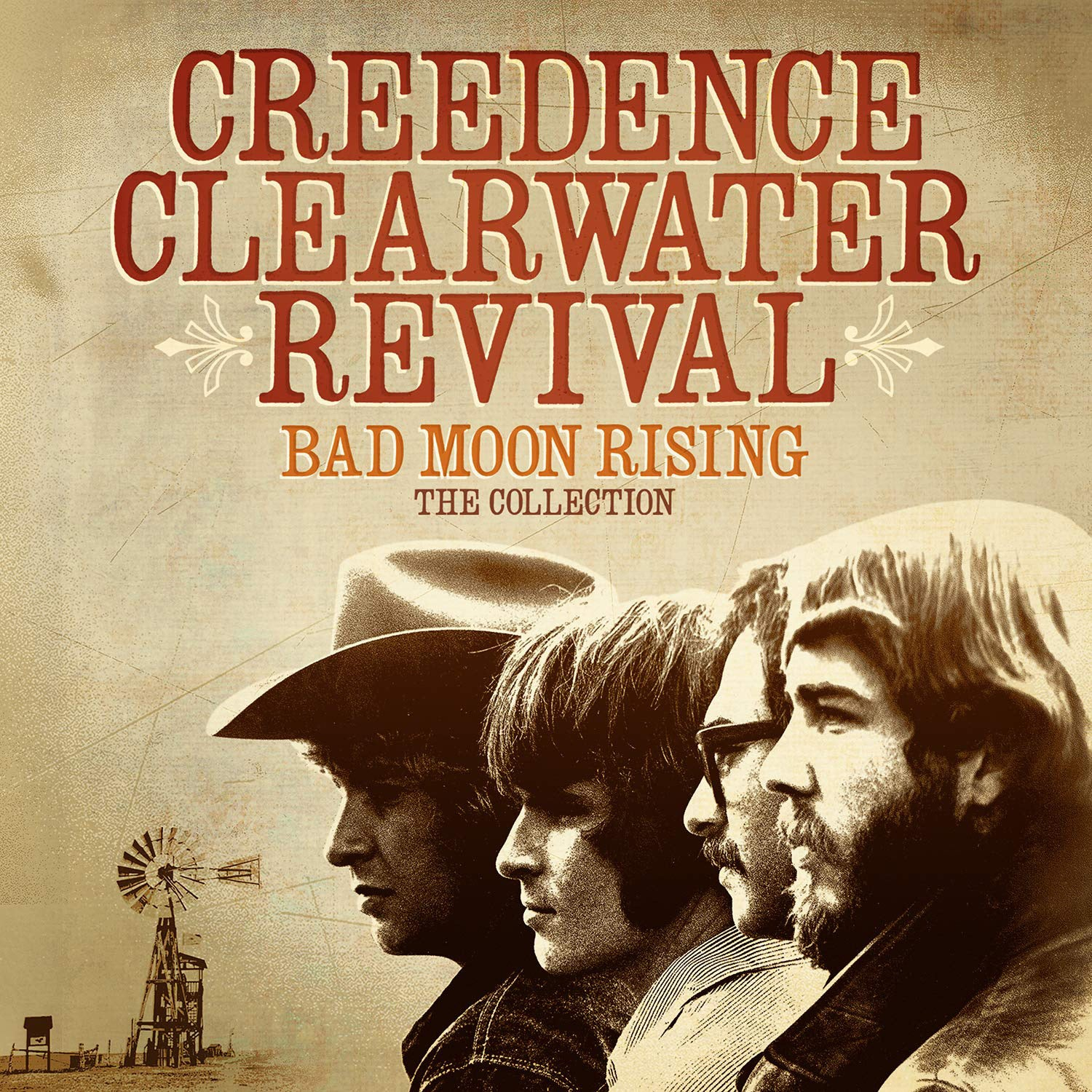 Creedence Clearwater Revival - Bad Moon Rising The Collection