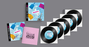 "The Magnetic Fields - Quickies (7"" Boxset)"