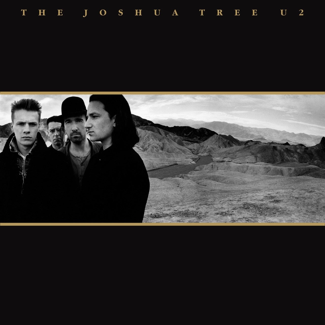 U2 - Joshua Tree (2LP Gatefold Sleeve)