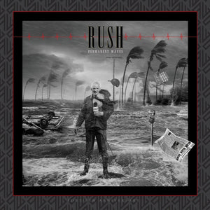 Rush - Permanent Waves (Fortieth Anniversary 3LP Boxset with Illustrations and Photos )