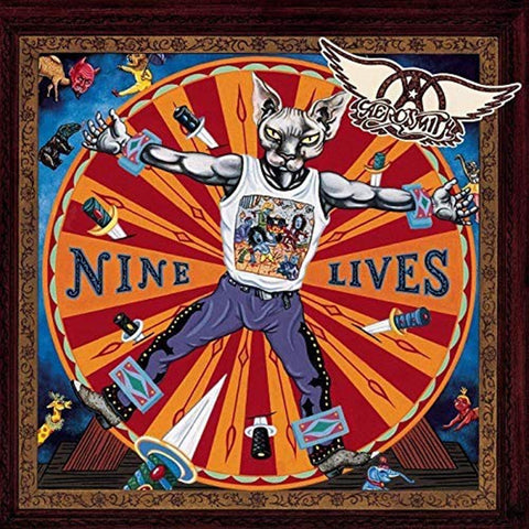 Aerosmith - Nine Lives (2LP)