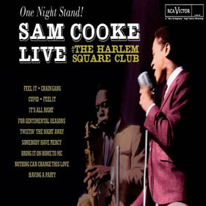 Sam Cooke - Live At Harlem Square Club