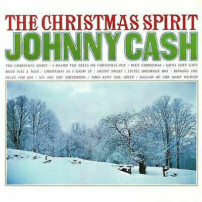 Johnny Cash - The Christmas Spirit (Red Vinyl)