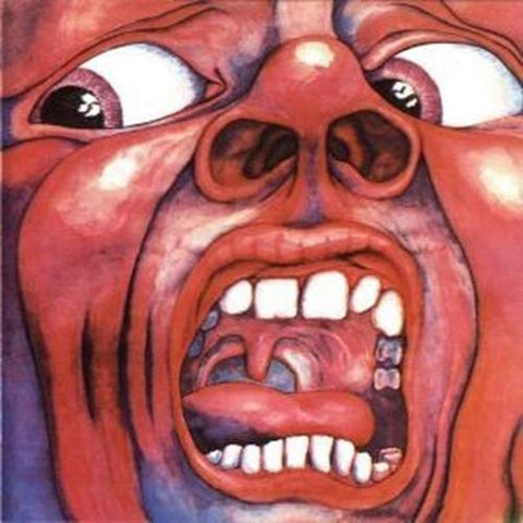 King Crimson - In The Court Of The Crimson King - 50th Anniversary Edition - 200 gram Vinyl