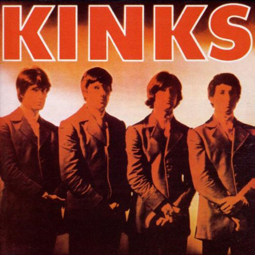 Kinks - The Kinks (Red Vinyl)