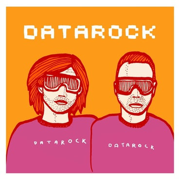 Datarock - Datarock Datarock (Limited Orange Vinyl)