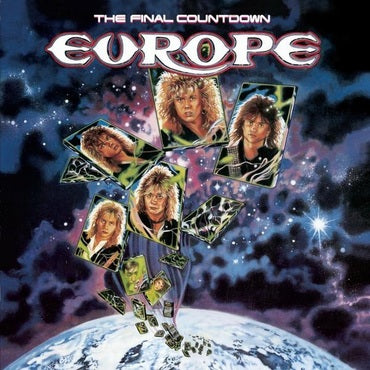 Europe - The Final Countdown (Purple Vinyl)