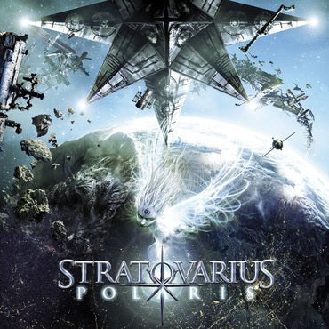 Stratovarius - Polaris (Ltd. Crystal Clear 1LP)