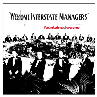 Fountains of Wayne - Welcome Interstate Managers (2LP natural with black swirl 2LP)