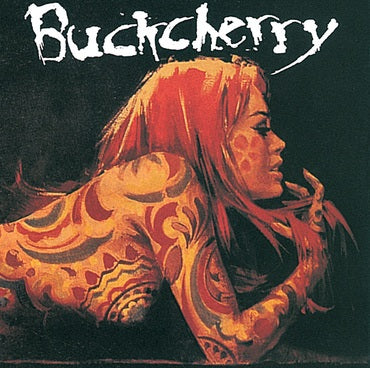 Buckcherry - Buckcherry (Limited clear with red & yellow swirl LP)