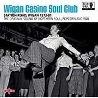 Various Artists - Wigan Casino Soul Club