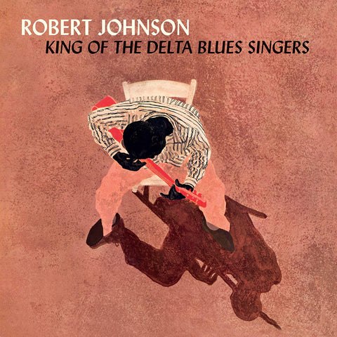 Robert Johnson - King Of The Delta Blues Singers (Coloured Vinyl)