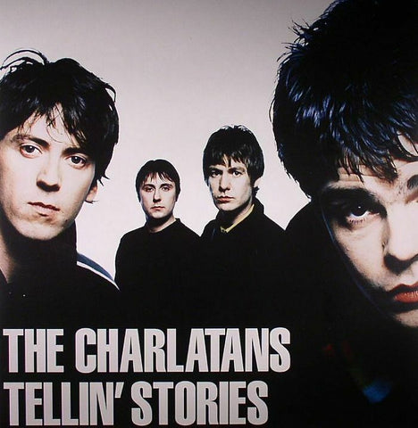 The Charlatans - Tellin' Stories (2LP Gatefold Sleeve)