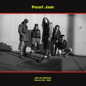 Pearl Jam - Live in Chicago March 28, 1992