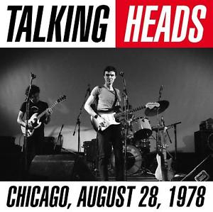Talking Heads - Chicago August 28, 1978