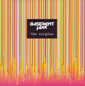 Basement Jaxx - The Singles (2LP Gatefold Sleeve)