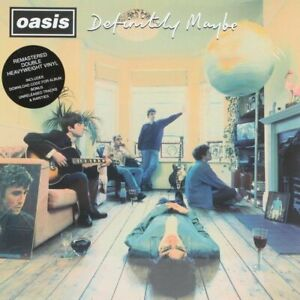 Oasis - Definitely Maybe (Remastered) (2LP)