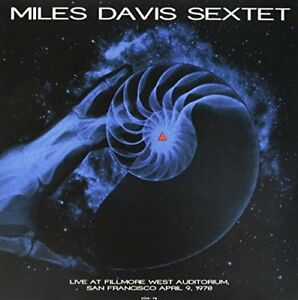 Miles Davis Sextet - Live At The Fillmore West Auditorium San Francisco 1970