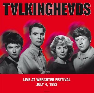 Talking Heads - Live At Werchter Festival 1982