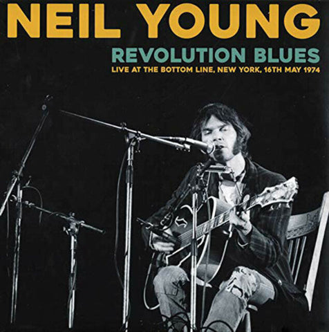 Neil Young - Revolution Blues Live At The Bottom NY 1974