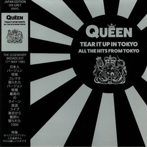 Queen - Tear It Up In Tokyo - All The Hits From Tokyo
