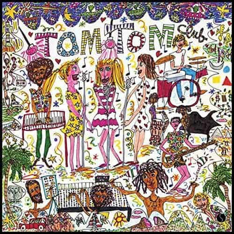 Tom Tom Club - Tom Tom Club (Limited Tropical Yellow & Red Vinyl Edition)
