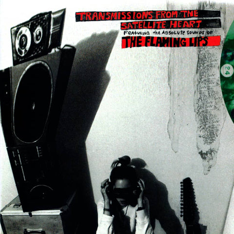 The Flaming Lips - Transmissions From The Satellite Heart (Black & White Mixed (Grey) Vinyl)