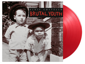 Elvis Costello - Brutal Youth (2LP Limited Edition Transparent Red Vinyl)