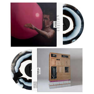 Idles - Ultra Mono (Standard Black, Coloured & Deluxe Vinyl Versions)